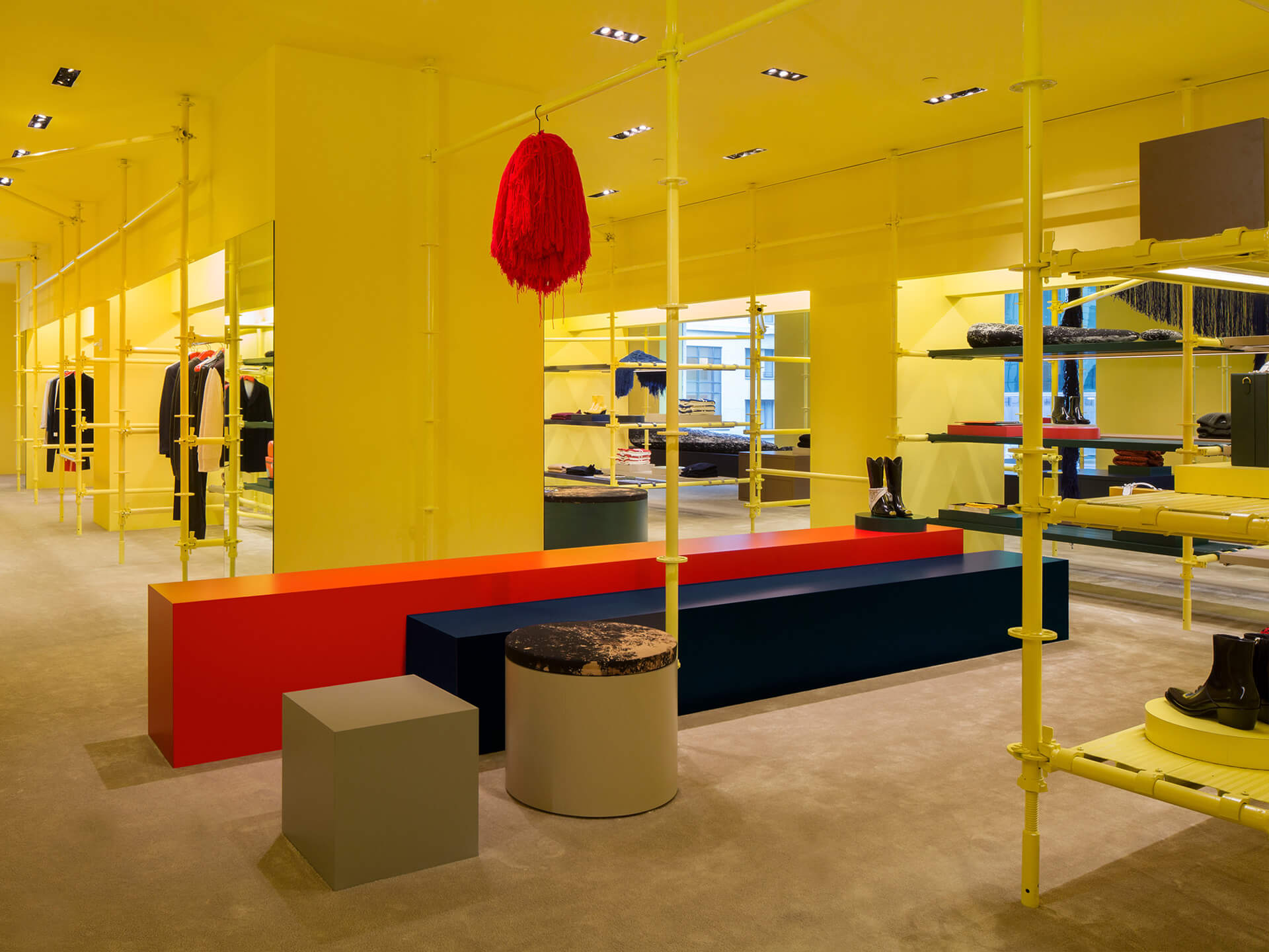 654 MADISON AVENUE FLAGSHIP STORE, REIMAGINED