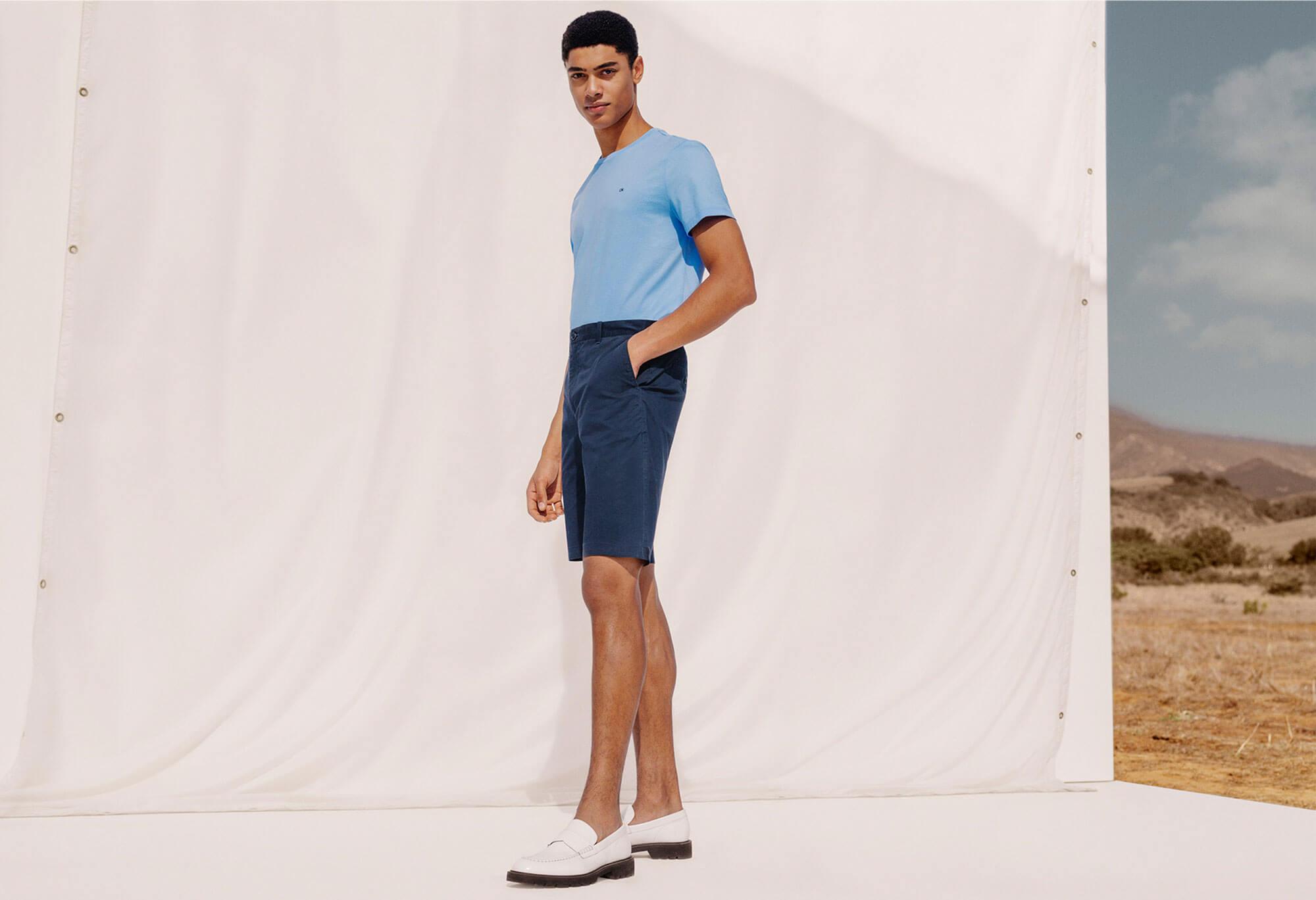 3ed87ad0c77c Shop CALVIN KLEIN Men s T-Shirts and Shorts.