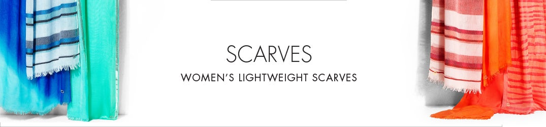 Womens Lightweight Scarves