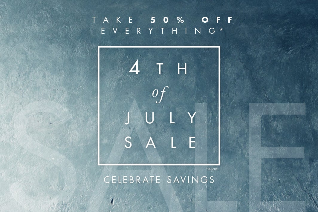 Calvin Klein 4th of July Sale