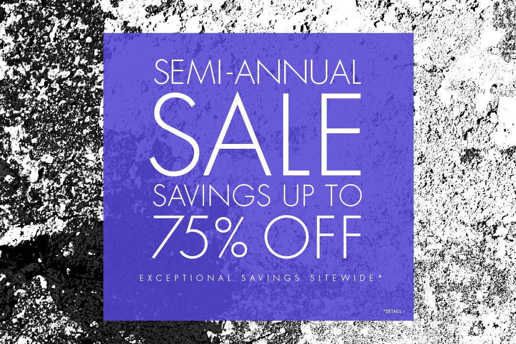 Calvin Klein Semi Annual Sale