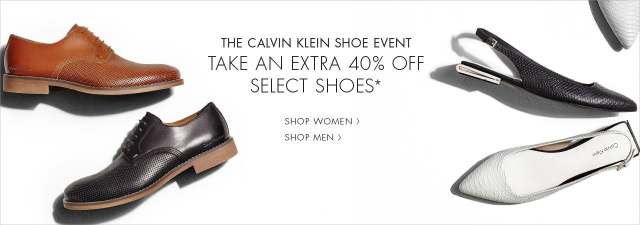 Calvin Klein Shoes