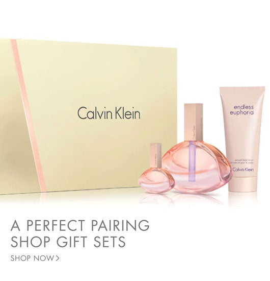A perfect pairing. Shop gift sets.
