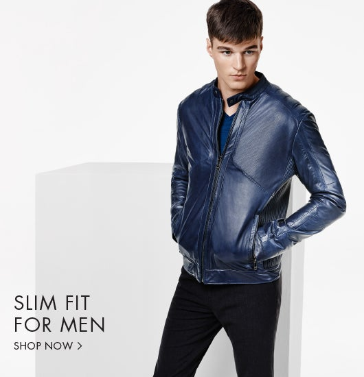 Slim fit for men