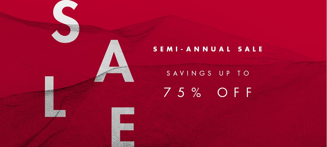 Calvin Klein Semi-Annual Sale