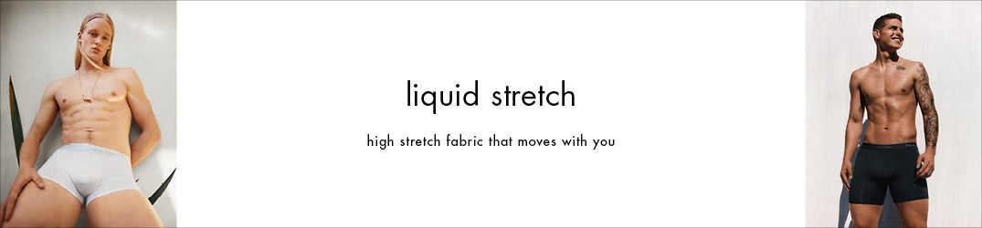 Men's Liquid Stretch