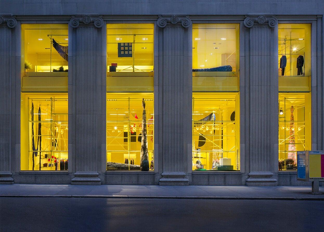 Calvin Klein 205 Store fda55f73d50