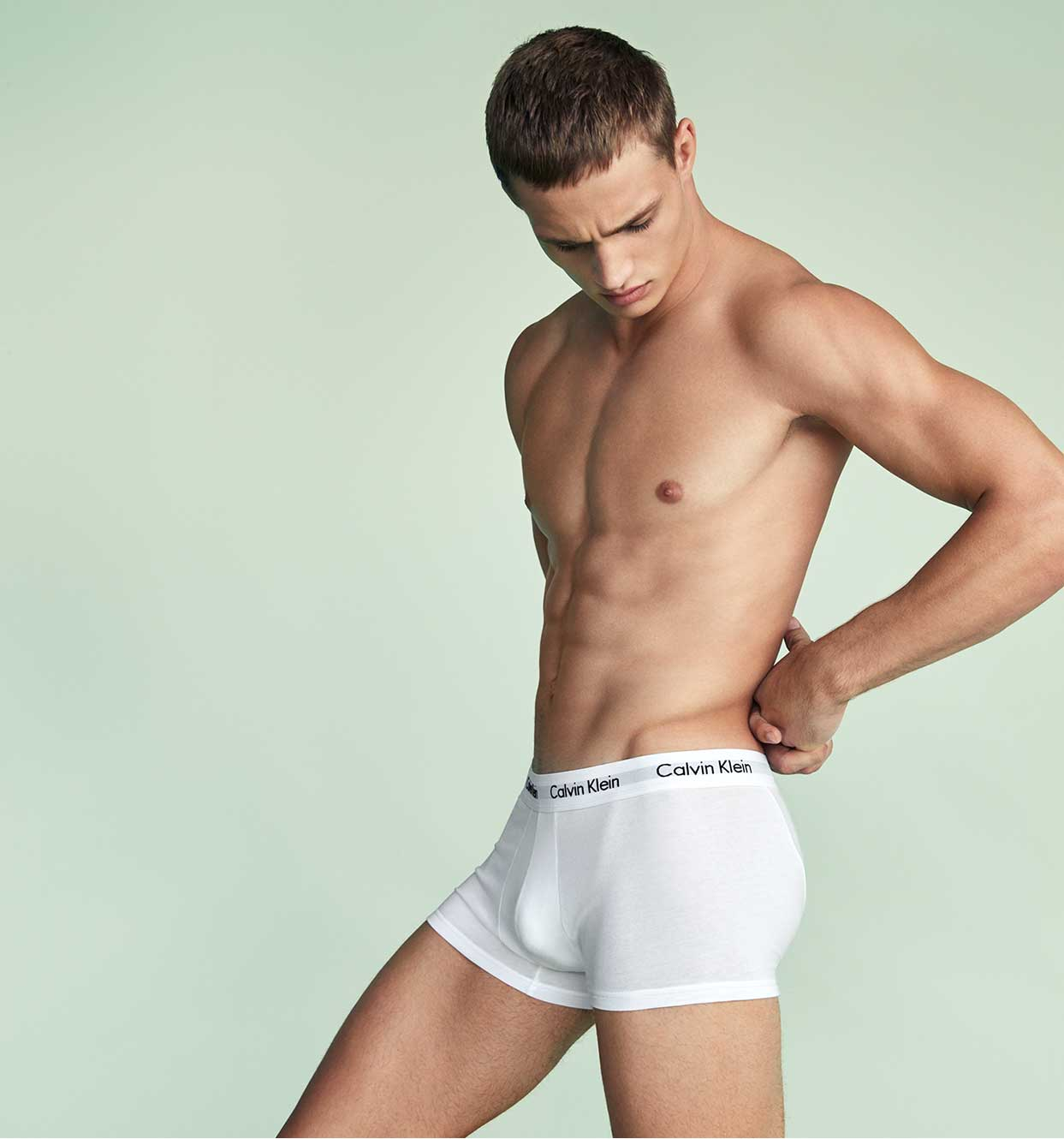 Calvin Klein Underwear Model