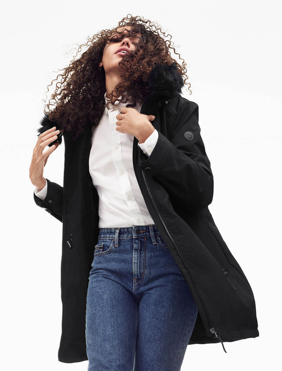 Calvin Klein Outerwear for Women
