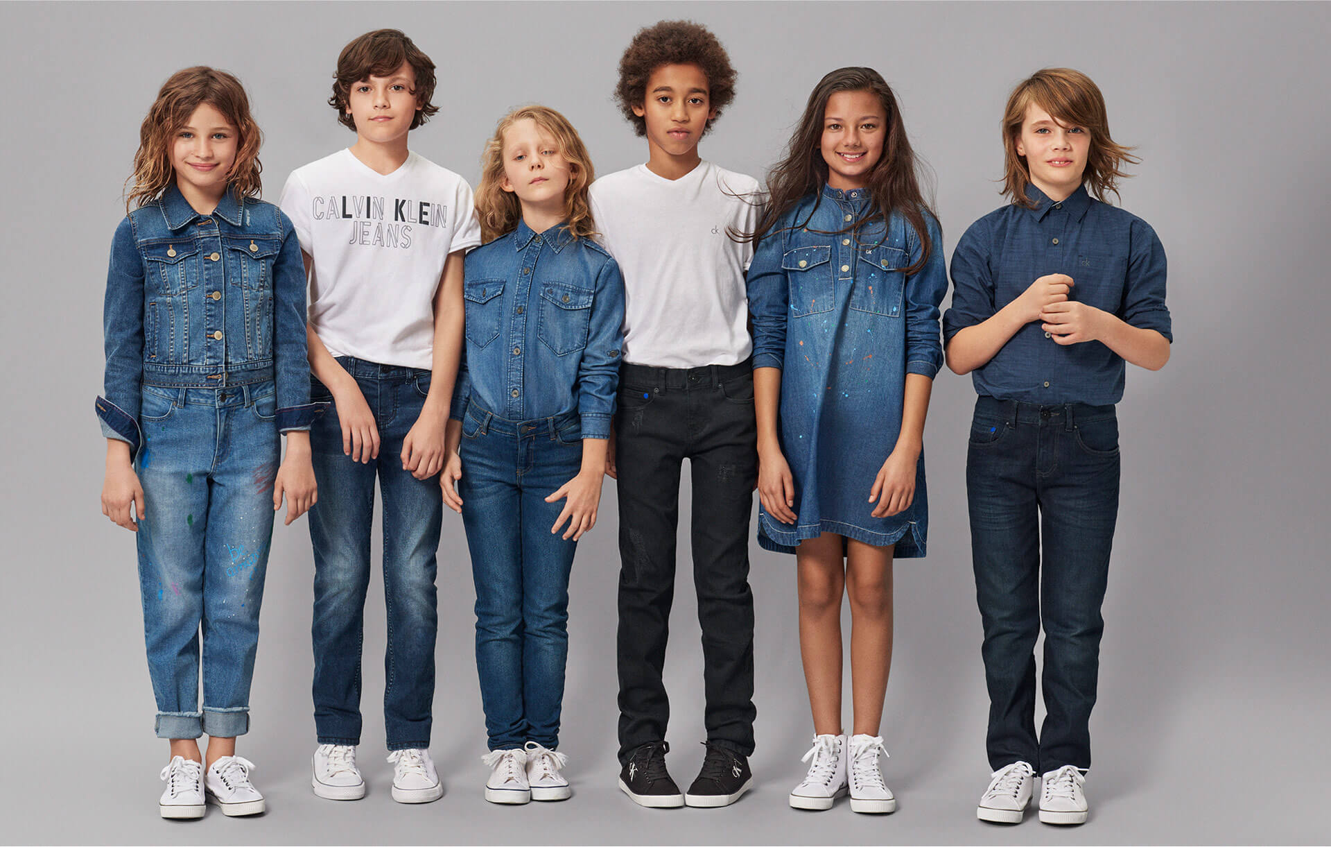 Calvin Klein Jeans for Kids