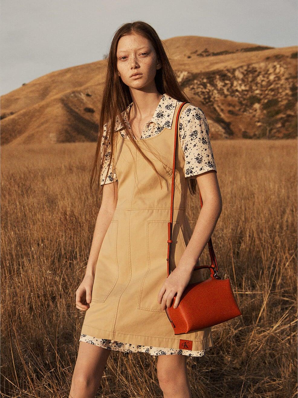 English summer dress style me girl something new