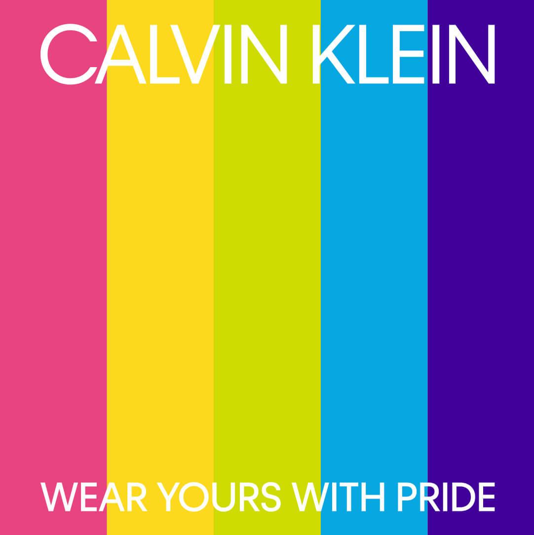Calvin Klein Pride Capsule Logo ...