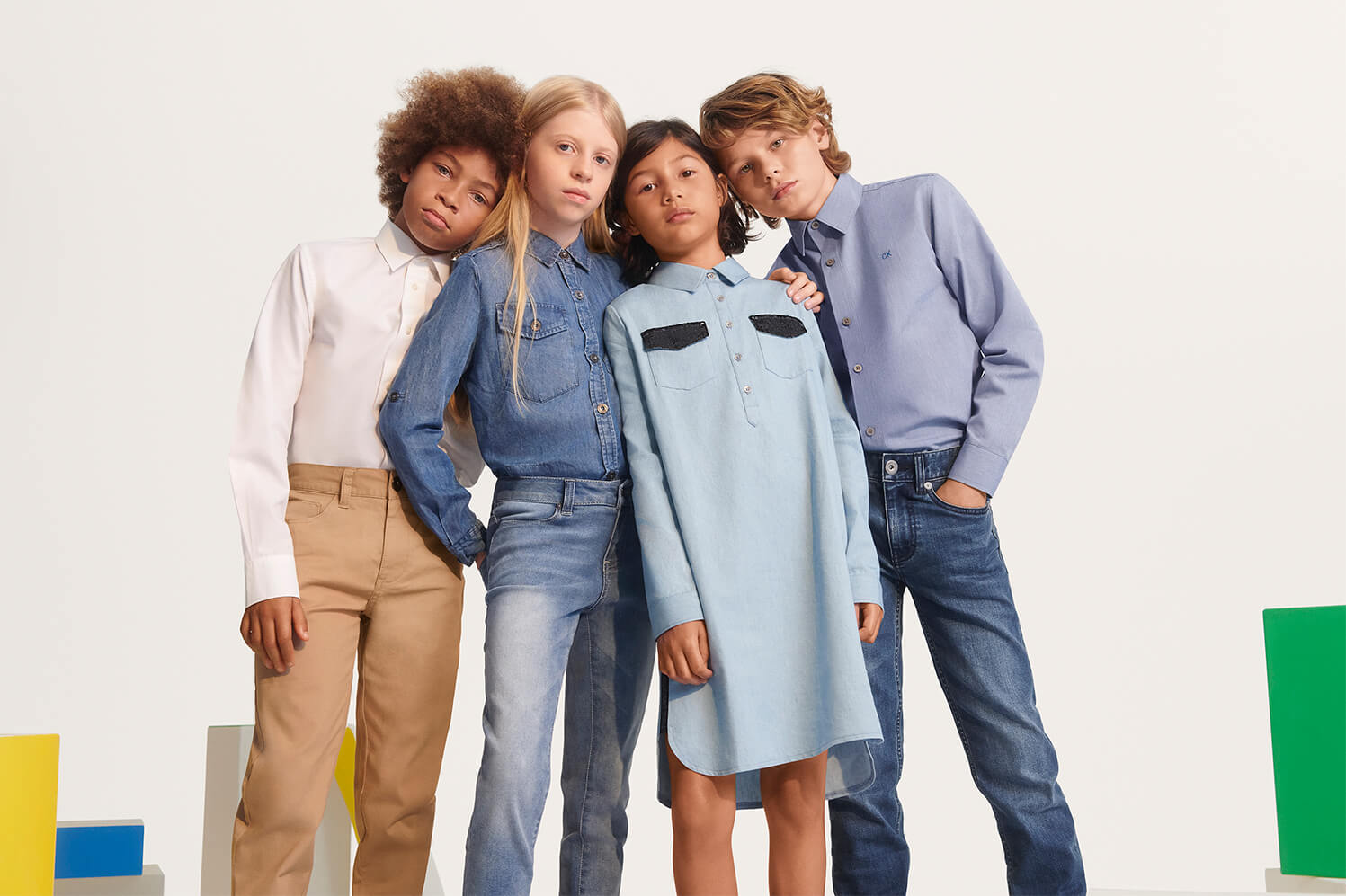 Calvin Klein Kids Back To School