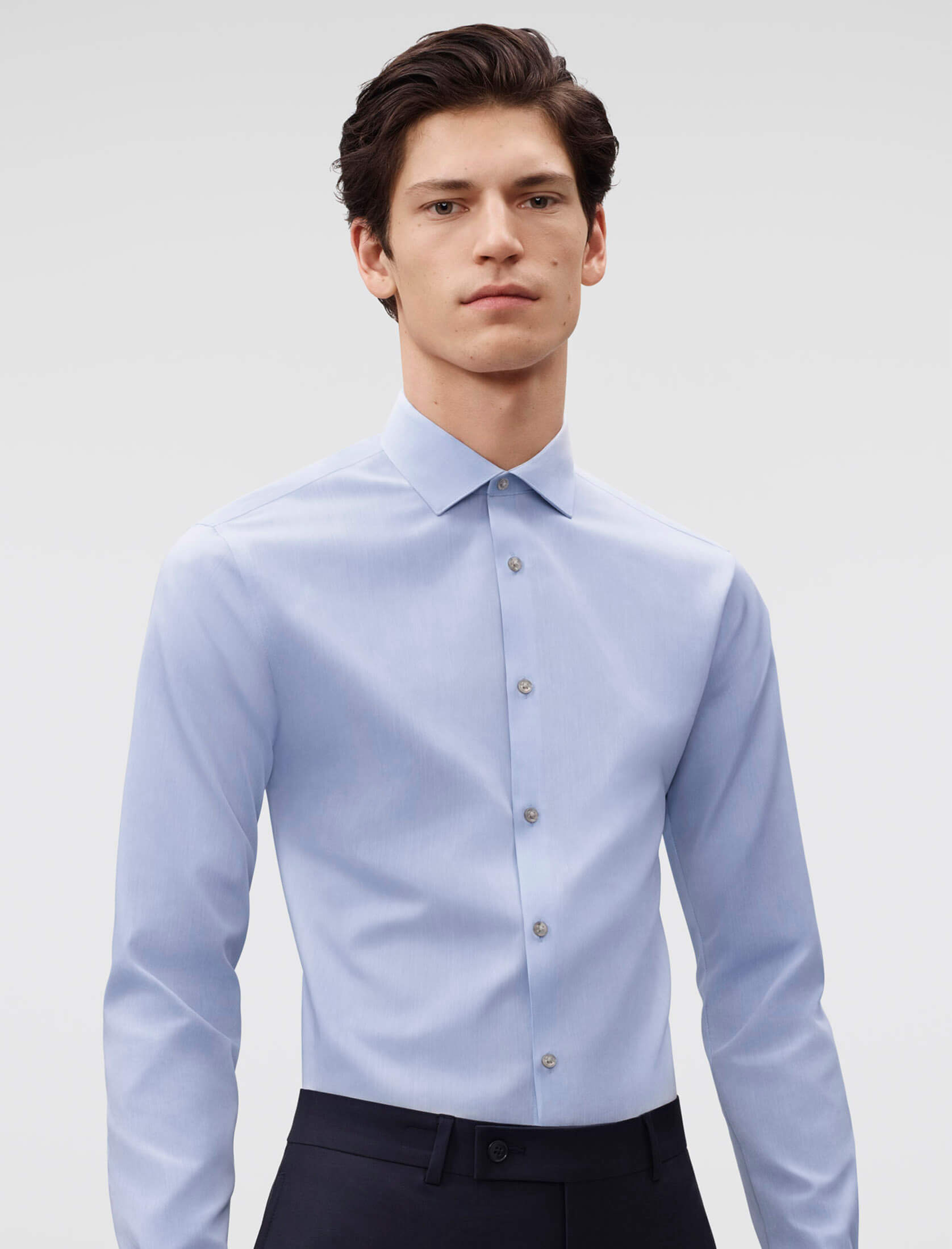 9a5e4cec Men's Dress Shirts | Fitted and Casual Dress Shirts