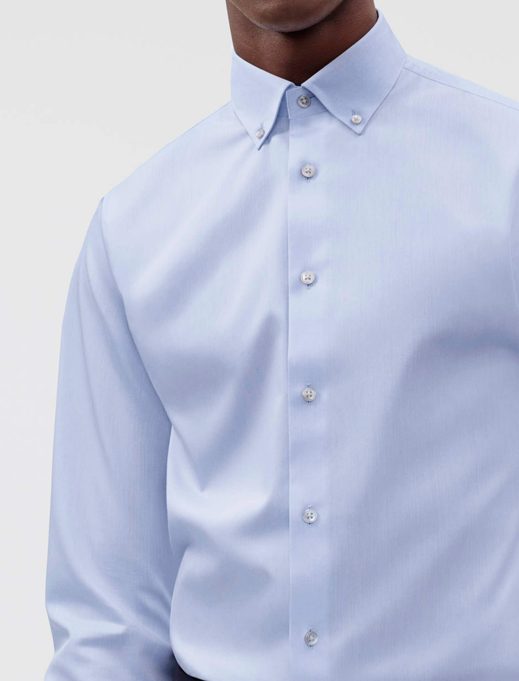 8afe4e72 Relaxed shoulders for an easy fit