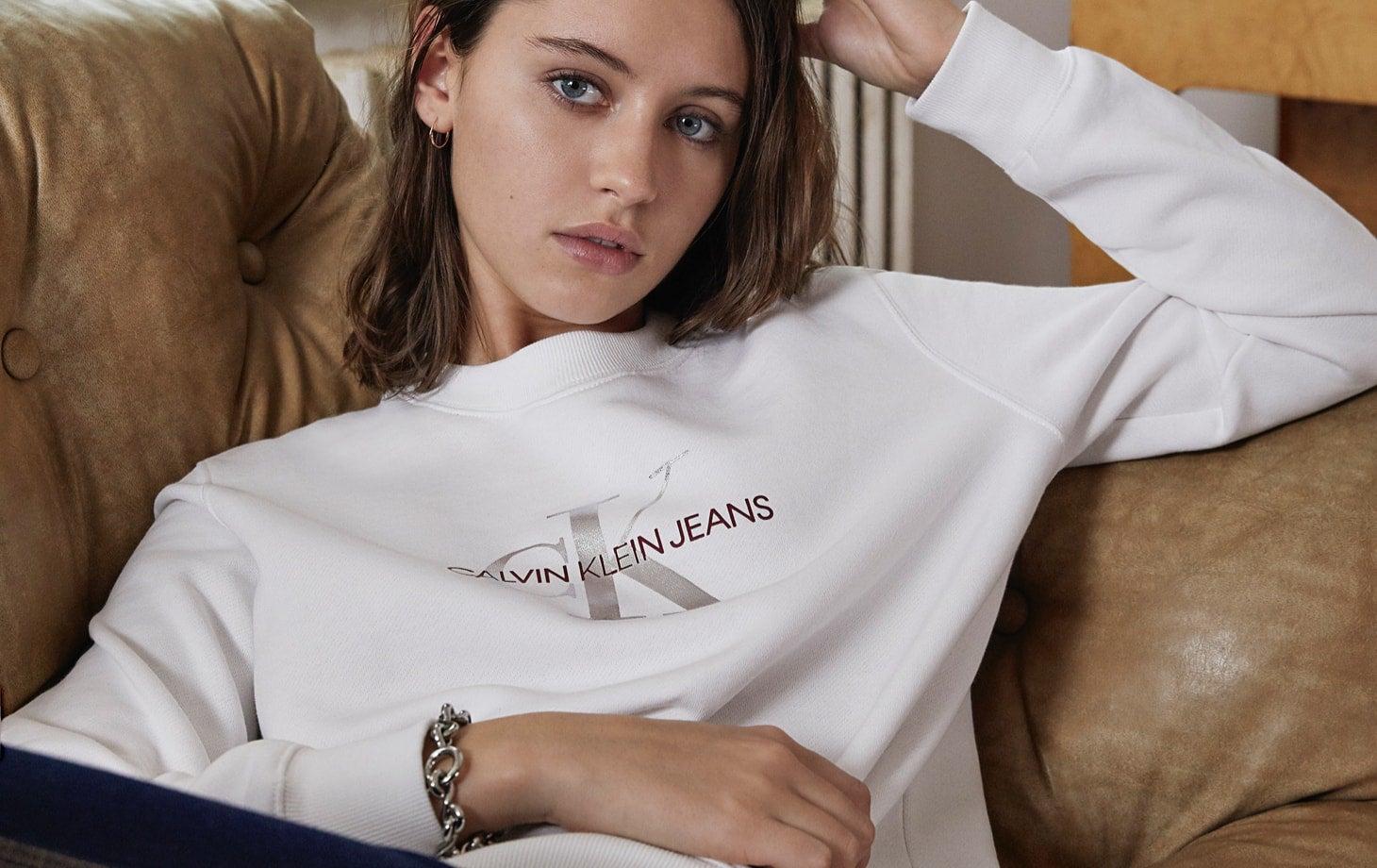Shop CALVIN KLEIN Women's Logo shop