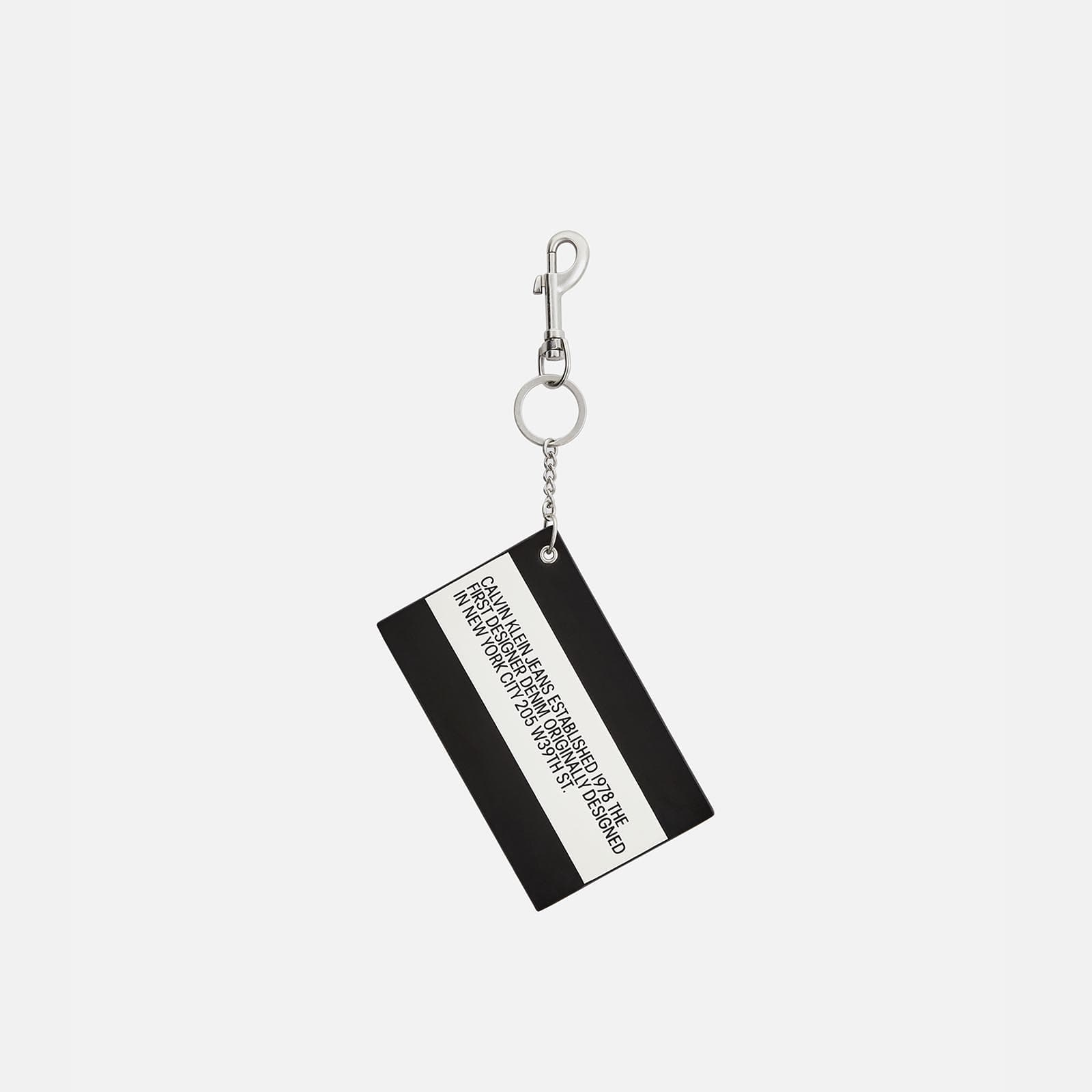 est. 1978 patch key chain